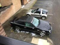 Mercedes clk 230 convertable