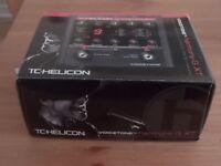 TC Helicon voicetone harmony G.XT