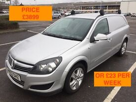 2013 VAUXHALL ASTRA 1.7 CDTI SPORTIVE / NEW MOT / PX WELCOME / NO VAT / CARDS TAKEN / WE DELIVER