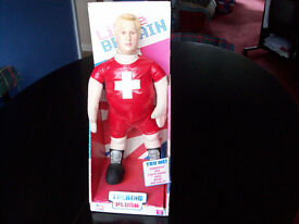 Talking Dafydd Plush Toy from Little Britain Boxed