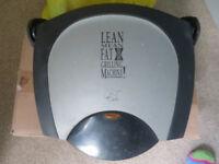 George Foreman Lean grilling machine