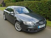 Audi A6 Saloon 2.7 TDI S Line Quattro - FULL SERVICE HISTORY - GREAT SPEC - FINANCE AVAILABLE !!