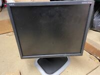 NEC MultiSync EA190M LCD 19 Computer monitor