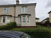 2 bed semi-detached in Riddrie area. Looking to swap