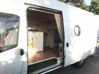 Campervan Conversion, Ford, TRANSIT, LWB, high roof, panel van, 2013, Manual, 2198 (cc)