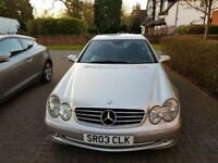 Mercedes CLK 320 Avantgarde Petrol Automatic