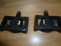 - pedals