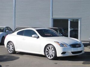 2009 Infiniti G37 S / SPORT-PKG / LEATHER / SUNROOF / LOADED