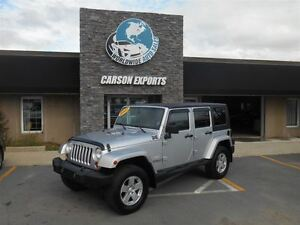 2007 Jeep Wrangler UNLIMITED SAHARA! INCLUDES $1000 GIFT CARD!