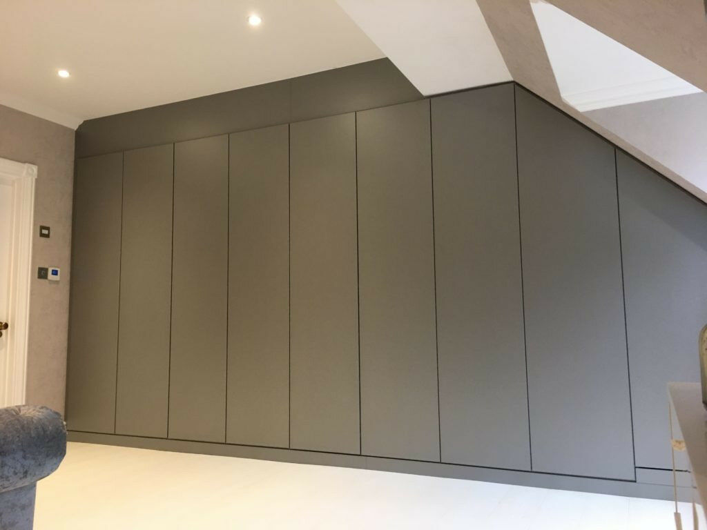 pretty nice 0edd6 608af Fitted wardrobes and all types of panel furniture bespoke ...