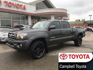 2010 Toyota Tacoma TRD PKG--DOUBLE CAB--V6--4X4--AFTERMARKET WHE