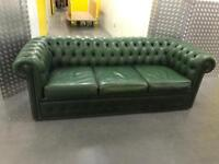Chesterfield sofa, Free delivery