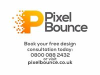 Affordable Website Design | PixelBounce