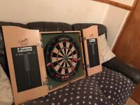 Phil 'the power' Taylor dart board.