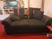 2 & 3 seater scatter back sofas