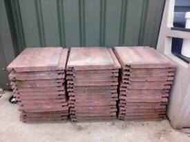 45 roof tiles