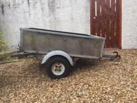 4.5ftx3ft Trailer for camping