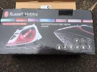 Iron autosteam Russell Hobbs