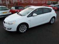 *VAUXHALL ASTRA *EXCLUSIV* 1.6*60 REG*FULL SERVICE HISTORY*FULL YEARS MOT*GREAT VALUE AT ONLY £4995*