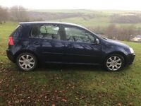 05 Golf GT TDI years mot drives and looks new