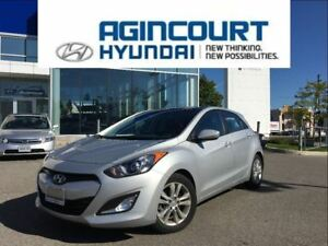 2015 Hyundai Elantra GT GLS/PANO ROOF/HEATED SEATS/ONLY 33861KMS