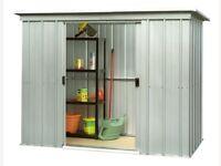 Yardmaster metal shed - FREE