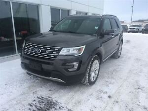 2016 Ford Explorer Limited FULLY LOADED! MASSAGE SEATS $305.56 b