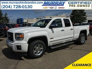 2014 GMC Sierra 1500 Extended Cab SLT All-Terrain 4WD *Heated Le