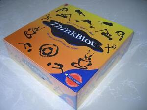 """""""THINKBLOT"""" GAME~ FOR ADULTS~WHAT CAN YOU SPOT IN A BLOT? Edmonton Edmonton Area image 3"""