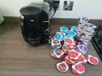 Bosch Tassimo with loads of pods