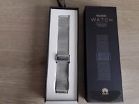 Huawei W1 Genuine stainless steel mesh strap