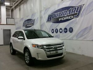 2014 Ford Edge Limited W/ 3.5L V6, AWD, Leather, Surnoof, Rmt St