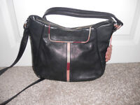 BAILEY & QUINN Leather Handbag