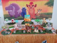 Children entertainer, bouncy castle, soft play, candy floss, mascot, slush, popcorn, sweet table