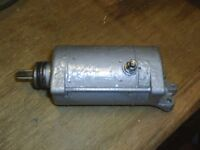 starter motor from 951 gtx (1999) came off ski with knackered engine
