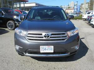 2013 Toyota Highlander Certified