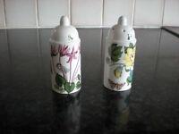 Portmeirion Botanic Garden Salt and Pepper pots