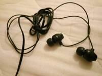 JVC Xtreme Xplosives earphones ha fx101 black