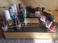 Used Nail polish sets for charity
