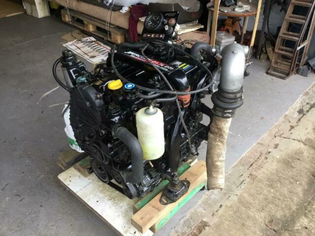 Mercruiser 120hp Diesel Boat Engine | in Bearsden, Glasgow | Gumtree