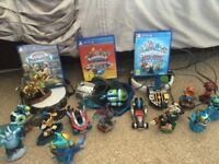 3 skylanders games for ps4