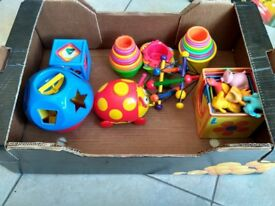 Bundle of toys for quick sale