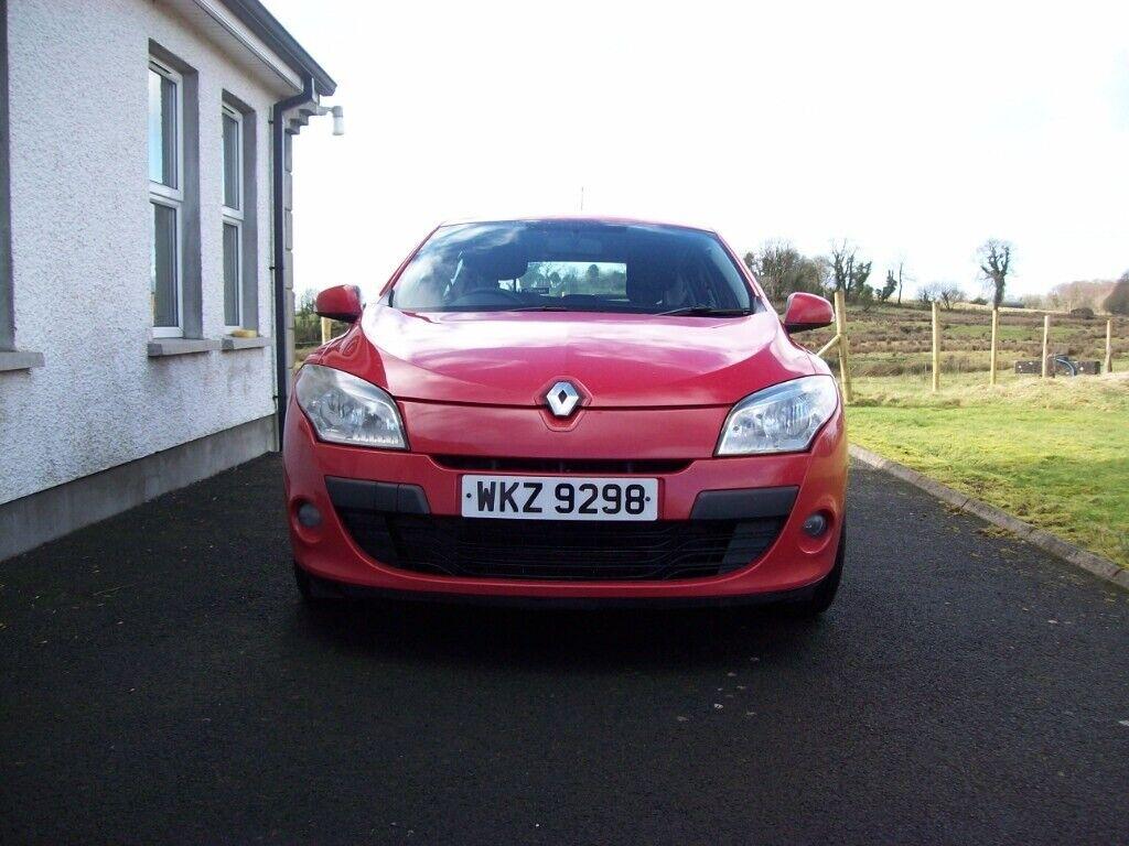 Renault, MEGANE, Hatchback, 2009, Manual, 1461 (cc), 5 doors