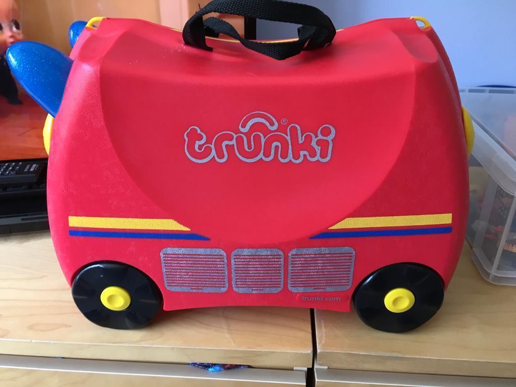 Child's suitcase Trunki