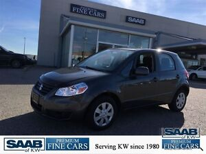 2013 Suzuki SX4 ACCIDENT FREE ONE OWNER  WITH POWER PKG