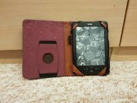 Kindle with cover