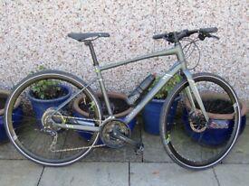 Marin Fairfax SC4 Hybrid Bike 19 Inch Medium - Great Condition