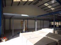 Used Mezzanine Floor - 7000mm x 9000mm - £2800.00+vat