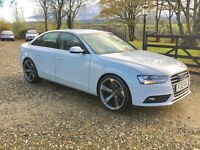 Audi A4 2.0 Tdi Se, £30 Road Tax , New Model , FASH From New , 1 Owner