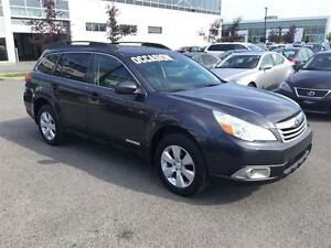 2010 Subaru Outback Limited Cuir+ Toit Ouvrant+ Bluetooth
